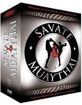 4 DVD Box Set Savate & Muay Thai