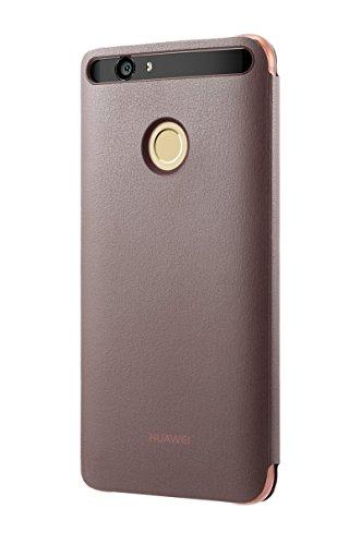 Huawei 51991767 Flip Hülle für Nova braun