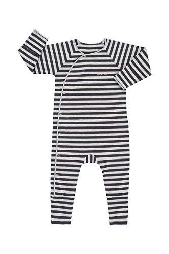 Bonds Baby Newbies Cozysuit, New Grey Marle/ Solar System, 000 (0-3 Months)