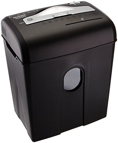Aurora AU820MA High Security 8-Sheet Professional Micro-Cut Paper/CD/Credit Card Shredder