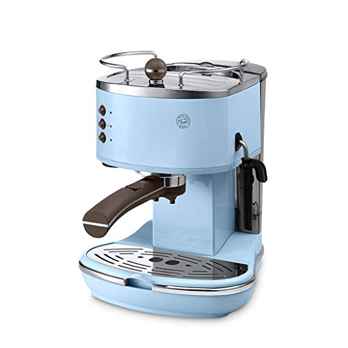 Best Price Coffee Machine Retro-style Semi-automatic Coffee Machine is Intended for Household Solid ...