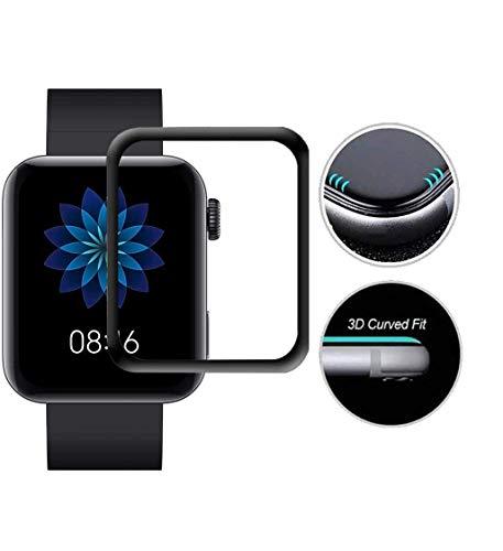 SkyBand 9H Protector De Pantalla De Cristal Templado para Reloj Inteligente Xiaomi Mi Watch (2 Pack)