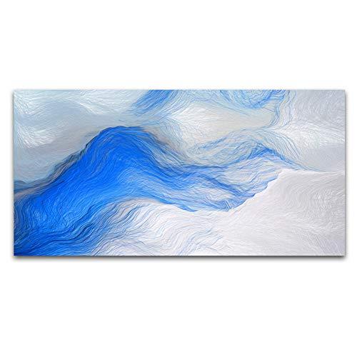 suhang wand canvas kunst abstract stad canvas schilderij muurkunst voor de woonkamer grote posters afdrukken afbeelding huis decoratie