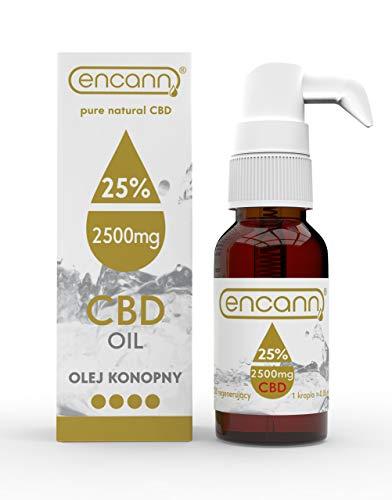10 ml, 25 %, premium quality.