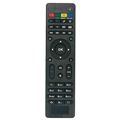 VINABTY Mando a Distancia para Linux Ott IPTV mag 254 250 255 256 257 260 275 349 350 351 352 MAG256 MAG254 MAG250 MAG257 MAG275 MAG352 MAG350 MAG322W1 mag 322 W1 mag 256W1 mag256w1 Set Top Bo