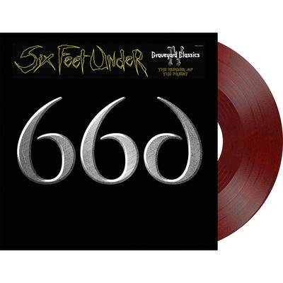 SIX FEET UNDER, Graveyard classics IV: The number - LP