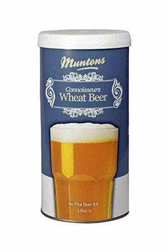 Cerveza de trigo Muntons Connoisseur's