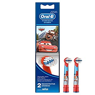 Oral-B Stages Aufsteckbürsten Mit Disney-Figuren, Sortierte Motive, 2 Stück (B0014RIL1S) | Amazon price tracker / tracking, Amazon price history charts, Amazon price watches, Amazon price drop alerts