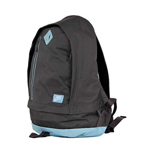 Nike - Mochila para hombre, varios colores, art. BA3247 Única – One Size gris/azul – gris/azul claro