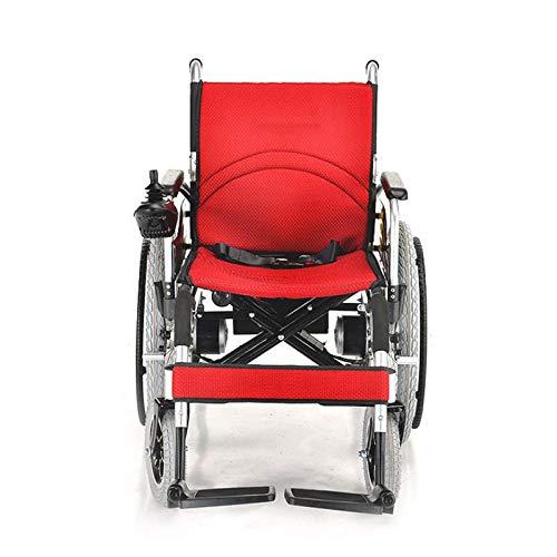 YUNDU rolstoel, inklapbaar, licht, voor de Anziaanse