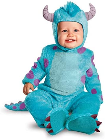 Disguise Costumes Disney Pixar Monsters University Sulley Classic Infant Blue Purple 6 12 Months product image