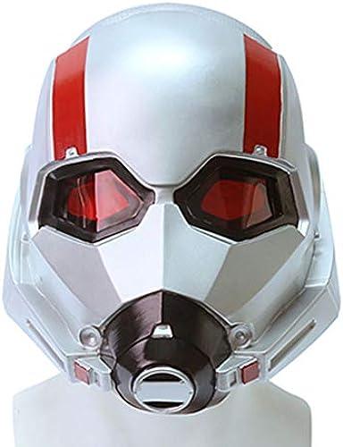 Unbekannt Mask- Hero Warrior Helmet Mask Resin Herren Adult Cosplay Kostüm Maskerade Party Halloween (Farbe   A)