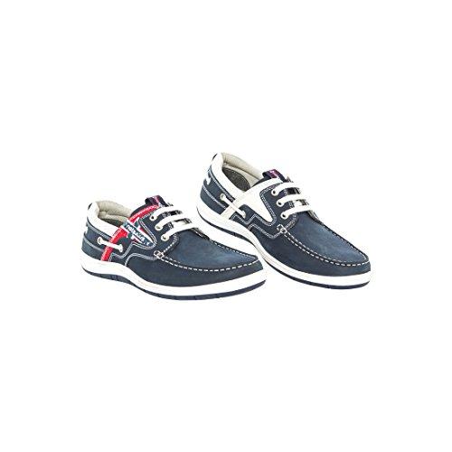 Nebulus Riva, Herren Sneakers, Blau (Navy), 45 EU