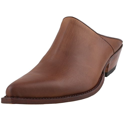 Sendra Herren Western-Clogs 4977 Braun, Schuhgröße:EUR 44