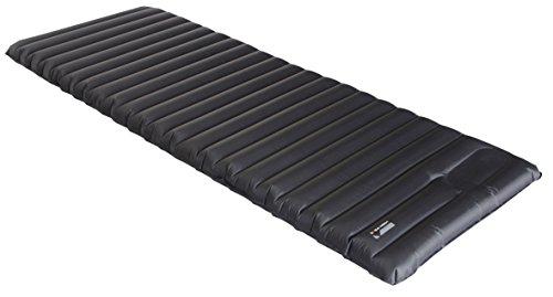 High Peak Matte Dayton XL, aufblasbare Leichtgewicht-Luftmatratze, integrierte Fußpumpe, Isomatte, für Camping, Festival, Reisen, Trekking, Strand, inkl. Packsack, kompakt, 197x70cm, 10cm dick, 1700g
