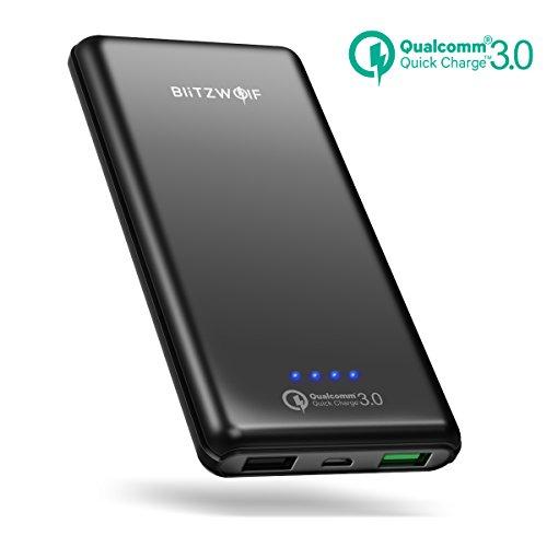 BlitzWolf 10000mAh - QC 3.0 Output