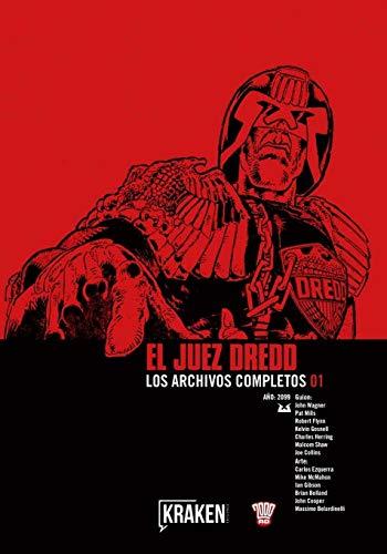 Juez Dredd. Los archivos completos 01 (JUEZ DREDD ARCHIVOS COMPLETOS)