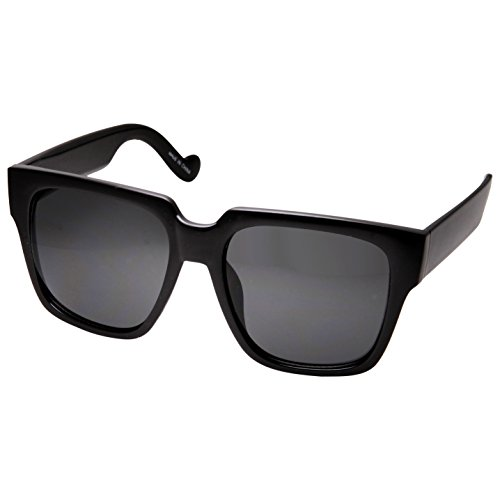 of grinderpunch sunglasses for men grinderPUNCH Mens Extra Large XL Oversized Black Square Sunglasses