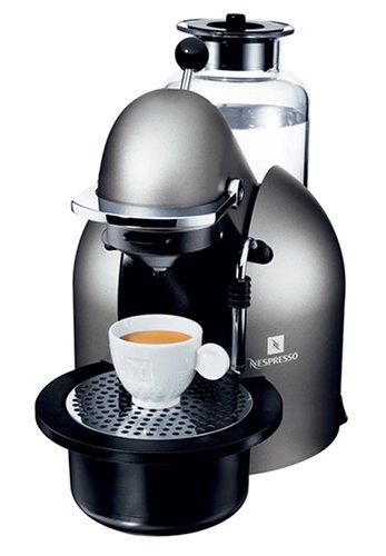 Nespresso C190T Concept Espresso Machine, Titanium