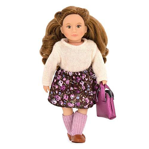 Lori LO31070Z Aviana Puppe, Mehrfarbig