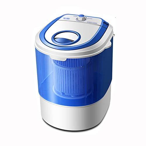 Lavatrice portatile Lavatrici Elettriche Compatte, Mini Lavatrice Semi-Automatica Campeggio Piccola Lavatrice Rondella Disidratatore per Campeggio, Appartamenti, Casa, Hotel.