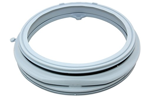 Beko Lavadora sello de goma de la puerta de la serie WM Gasket- Parte No: 2904520100