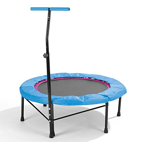 commercial test power maxx fitness trampolin Preis Leistung