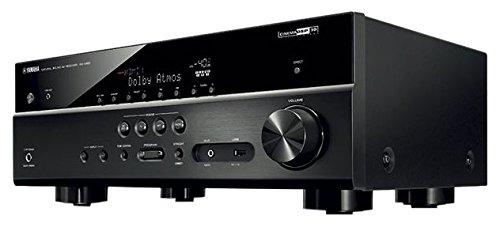 Yamaha RX-V581 MusicCast AV-Receiver black