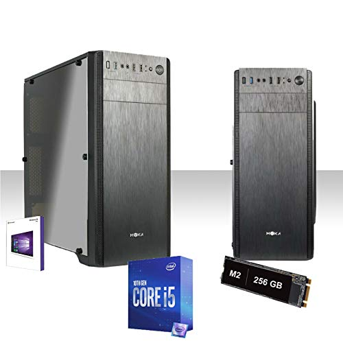 RANGO SSD PC DESKTOP JUEGO DE CUADROS CORE AMD A8 9600 3.4GHz / LICENCIA WINDOWS 10/625 WATT / RAM 8GB DDR4 2400 MHZ / SSD 240GB / AMD Radeon R7 / HDMI tarjeta de video, VGA, DVI, USB 2.0.3.0,