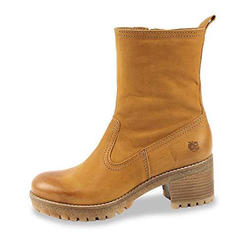 Apple of Eden Anne Yellow Boots 40 EU