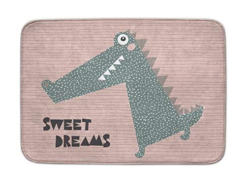 House Of Kids Tapis Sweet Dreams Crocodile 100 x 150 cm