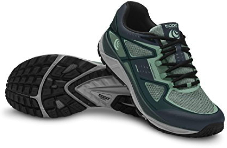 TOPO Terraventure kvinnor Trail Running Running Running skor Teal  Mint UK 5  preferentiell