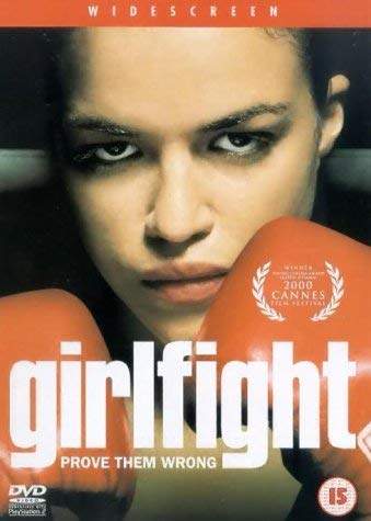 Girlfight Reino Unido DVD