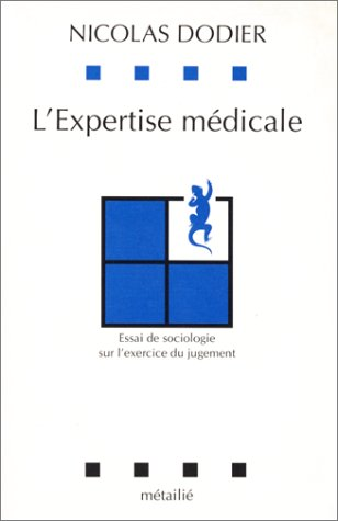 L'Expertise médicale