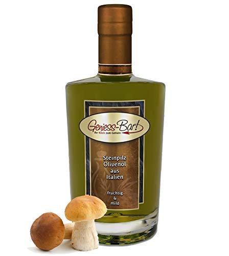 Steinpilz Olivenöl aus Italien 0,5L sehr aromatisch kaltgepresst extra vergine
