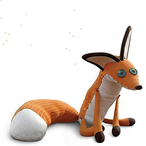 xinyawl Peluche 40cm Il Piccolo Principe Fox Peluche Bambole Peluche Peluche Giocattolo per Bambini Compleanno / Regalo di Natale
