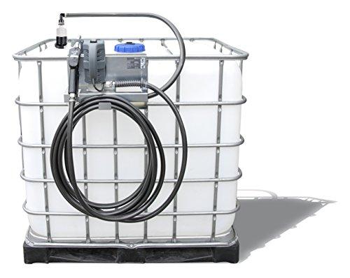 Horn - Tecalemit IBC-Kompaktpumpsystem HORNET W 85 H INOX