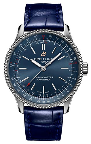 Breitling Navitimer Blue Dial Automatic 35mm A17395161C1P1