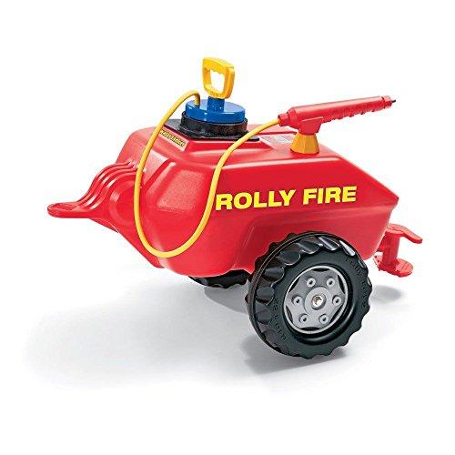 Rolly Toys rollyVacumax Feuerwehr Löschanhänger 122967