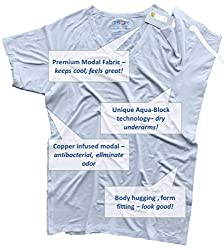 itsdri sweat proof undershirt