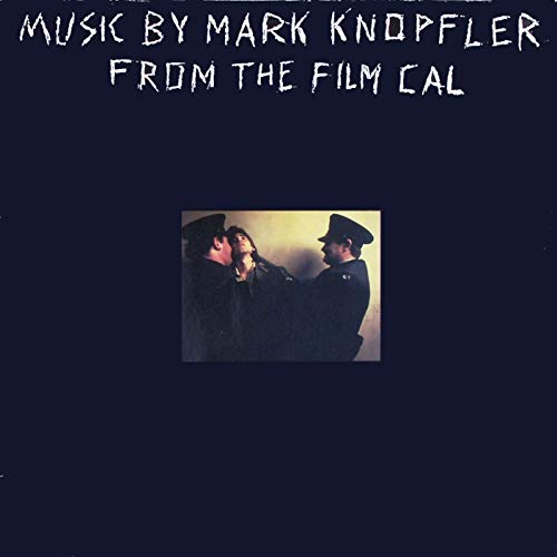 MUSIC BY MARK NOPFLER FROM THE FILM CAL VINYL LP[VERH17]1984