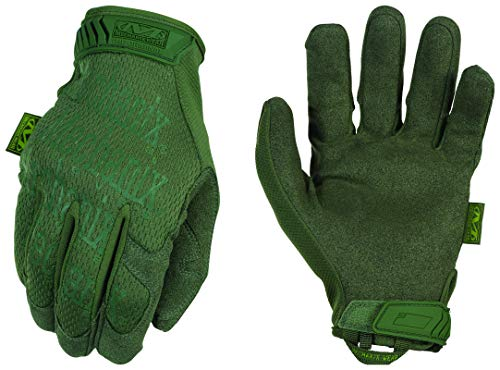 Mechanix Wear MG-60-012 Gants The Original OD Green (XXL, tactiques, Taille XX-Large
