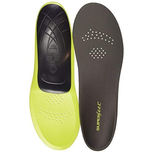 Superfeet CARBON, Thin and Strong Insoles for Pain Relief in Performance Athletic and Tight...