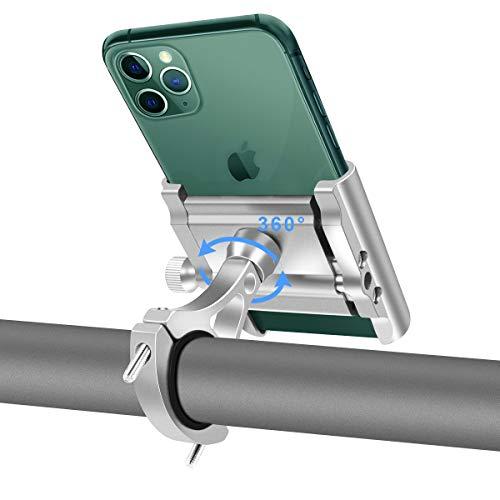 Soporte para móvil de aluminio