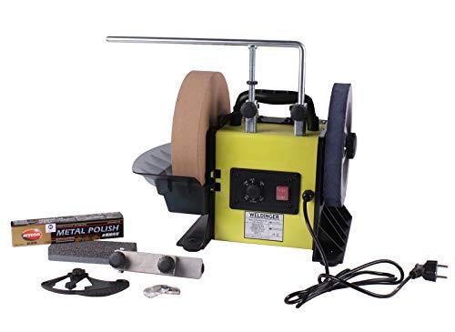 WELDINGER Nass-Schleifmaschine NSM 250 vario (Schleifgerät Naßschleifer)