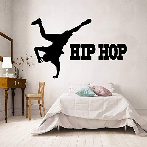 Tianpengyuanshuai Hip Hop Vinyl Roll Meubels Decoratie Kinderkamer Decoratie achtergrond muurkunst Stickers