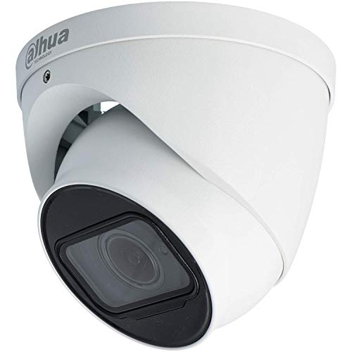 Dahua - Cámara para Exteriores Domo motorizada 4 en 1 4K Ultra-HD con IR 60MT Audio WDR Dahua - HAC-HDW1801T-Z-A