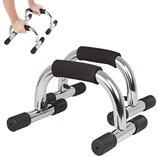 AOOCEEH Push Up Bar Handstand Griff Heimfitnessgeräte Fitnessgeräte für zu Hause Griffe nach Oben drücken Heim-Fitnessstudio Bodybuilding für Sportler