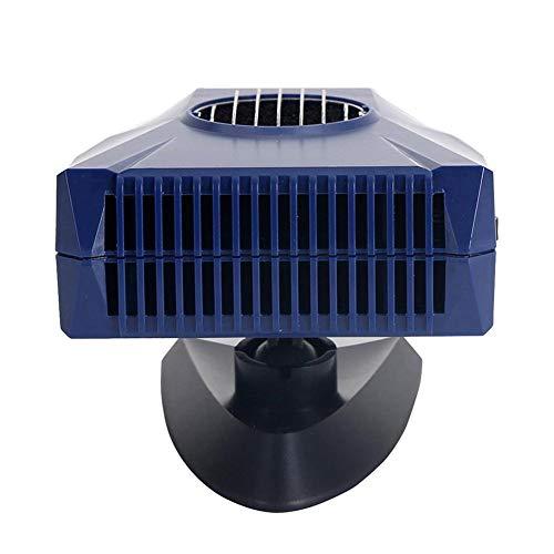 Quiet.T Auto Heizlüfter, Turbo Komfort Innenraumheizung Mobile Heizung - PKW - Innenraumheizung Innenraum Heizlüfter - 24V 300W - automatischer Überhitzungsschutz - transportabel