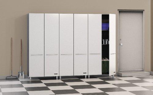 Big Sale Best Cheap Deals 3-Pc Wall Cabinet Storage System Set Ulti-MATE Storage